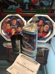 ✨Star Trek Lot ✨ Collectible Plates Stein And Cup