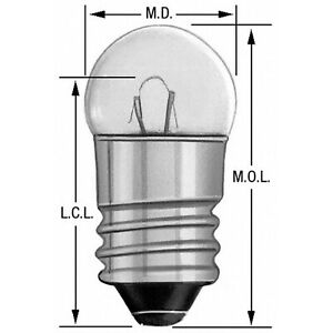 Instrument Panel Light Bulb Wagner Lighting 1449