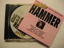 """HAMMER """"THE GREAT HAMMER"""" - CD - MC HAMMER"""