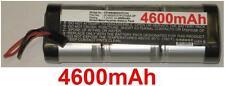 Batterie 7.2V 4600mAh type NS460D37C114 Connecteur Futuba-3P Pour RC Racing Car