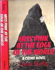RARE 1975 FIRST EDITION MYSTERY MISS PINK  MOUNTAIN CLIMBING GWEN MOFFAT