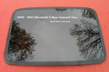 2000 - 2005 MITSUBISHI ECLIPSE OEM SUNROOF GLASS  NO ACCIDENT! FREE SHIPPING!