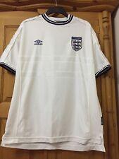 Rare   England Football shirt for men size XXL umbro
