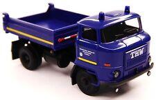 H0 BUSCH IFA L 60 3SK Dreiseitenkipper THW Ortsverband Cottbus Blaulicht # 95506