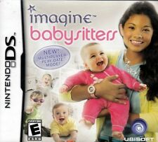 IMAGINE: BABYSITTERS (2008 Nintendo DS NDS) Free US Shipping