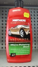 MOTHERS - California Gold Micro Polish Glaze (Step 2 Ultimate Wax System) #08100
