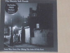 The Electric Soft Parade-same way, every day (Biting the Soles of My Feet-CDEp