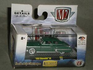 1/64th M2 Machines Auto Thentics R53 1950 Oldsmobile 88