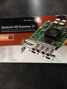 Blackmagic Design DeckLink HD Extreme 3D