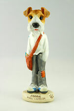 Mail Carrier Fox Terrier Wire - See Interchangeable Breeds & Bodies @ Ebay Store