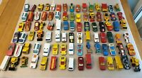 Majorette Diecast & Mixed Cars Collection Job Lot 90 Matchbox Corgi