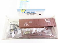 HO Scale Walthers Kit 932-3221 CP Canadian Pacific 40' Plug Door Box Car #35649