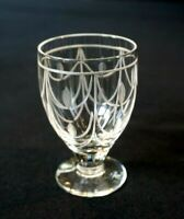 Beautiful Stuart Tamara Crystal Port Glass