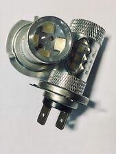Adapté à Audi A6 2001-2003 Set 2 X H7 Cree 16 LED Ampoules de Phare