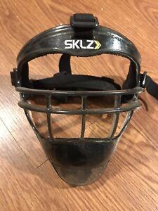 SKLZ Field Shield Full Face Mask Protection Guard Softball Baseball Youth L//XL