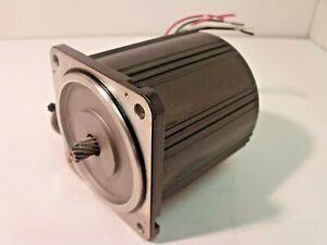 New Panasonic M81A25GD4W AC Motor:  220V, 50/60 Hz, 4P, 24W Continuous