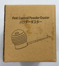 Aspectek Safe Pest Control Powder Duster For Insect and Ant New Bj