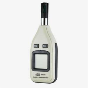 GM1362 Humidity Temperature Meter Digital LCD Display Thermo-hygrometer
