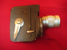 Mansfield Holiday Zoom 8mm Vintage Movie Camera  Art Deco