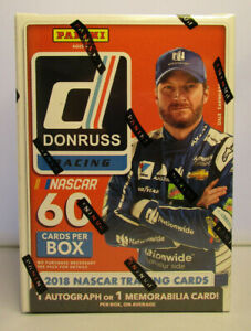 New & Sealed - 2018 Donruss NASCAR Racing Blaster Box Hailie Deegan Rookie Auto?