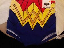 dbbbbb1353fcc 1 Pr.dc Comics Super Hero Panty Wonder Woman Cotton Knit Panties Sz 6