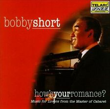 How's Your Romance? by Bobby Short (CD, Jan-1999, Telarc Distribution)