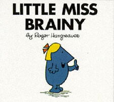 Little Miss Brainy by Roger Hargreaves 1990 Paperback