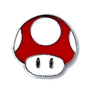 Video Game Character Lapel Pin - QHG2