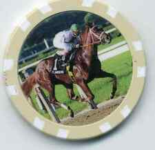 *FLANDERS*   ECLIPSE AWARD  HORSE RACING COLLECTOR CHIP