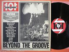 Beyond The Groove - V.A.  LP  Electric Eels  The Fix  JOHN DUMMER & HELEN APRIL