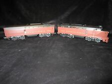 Williams Shark-nosed Diesel PA Railroad Set of 2