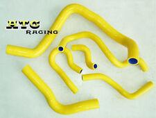 For Honda Civic Type R DC2 EK4 EK9 B16A B Silicone Radiator Heater Hose yellow