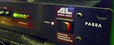 Vintage Audio Logic PA88 Psycho Acoustic Rack Processor Stereo 2 Channel 4 Mode