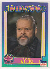 1991 Starline Hollywood Walk of Fame Orson Welles