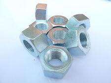 8 Cycle Thread Nuts 1/2  20 tpi used on BSA & Triumph CEI BSCY