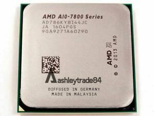 AMD A10-7860K A10-Series Quad-Core 3.6GHz 4M 65W Socket FM2 CPU Processor