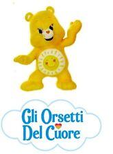 COMANSI ORSETTI DEL CUORE ORSETTO MATTACCHIORSO GIALLO IN GOMMA 99645 CARE BEARS