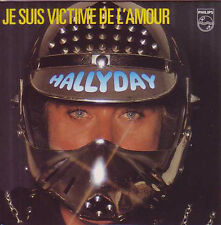 CD Single Johnny HALLYDAY Je suis victime de l'amour CARD SLEEVE 2-track 9838147