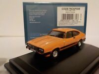 Ford Capri, MK3 , Model Cars, Oxford Diecast