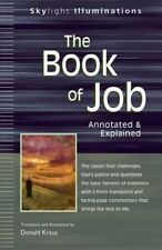 Book Of Job: Annotated & Explained (SkyLight Illuminations),Donald Kraus: Forewo