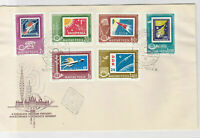 Hungary 1963 Space Postal History Stamps Cover Ref: R7726