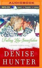 Summer Harbor: Falling Like Snowflakes 1 by Denise Hunter (2015, MP3 CD,...
