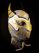 Mistico Averno Spandex mexican wrestling luchador mask
