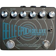 Catalinbread Belle Epoch Deluxe Tape Echo Emulation Guitar Effect Pedal Stompbox