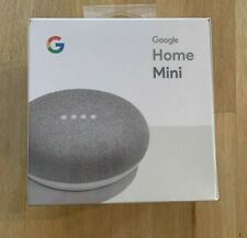 BRAND NEW Google Home Mini Smart Speaker - Chalk