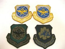 4 US Air Force Military Airlift Command and 463rd Tactical Airlift Wing Patches