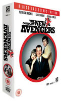 The New Avengers: The Complete Collection DVD (2006) Patrick MacNee, Austin