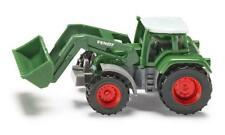 New Siku 1039 Approx. 1:87 Scale Fendt Tractor with Loader Diecast Model Toy