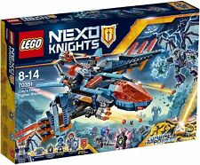 Lego 70351 Nexo Knightsâ il Falcon Fighter di Clay