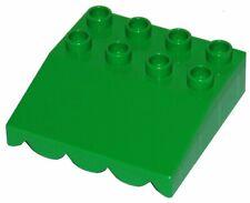 LEGO® DUPLO® 4x4 Dachstein Markise Vordach hellgrün 31170 NEU